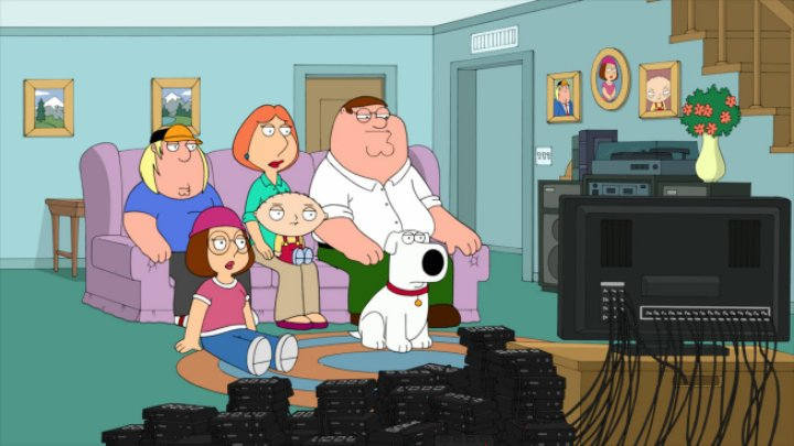 Family Guy animated series