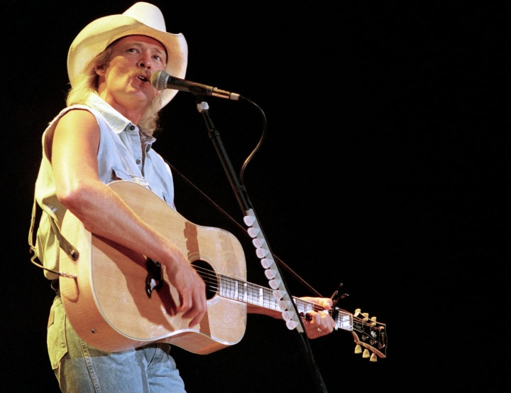 Alan Jackson richest country stars