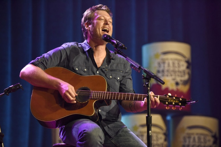 Blake Shelton richest country stars