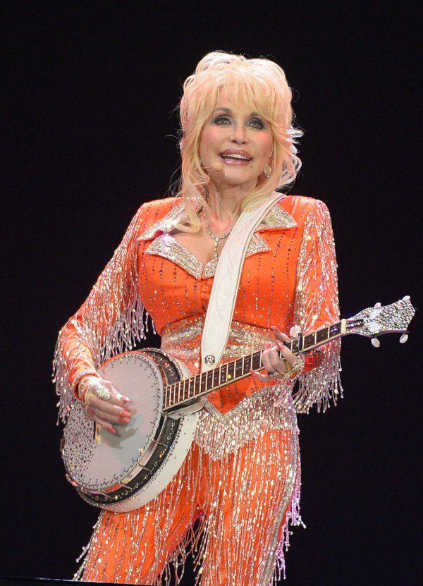 Dolly Parton, richest country stars
