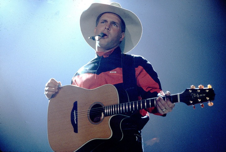 Garth Brooks richest country stars