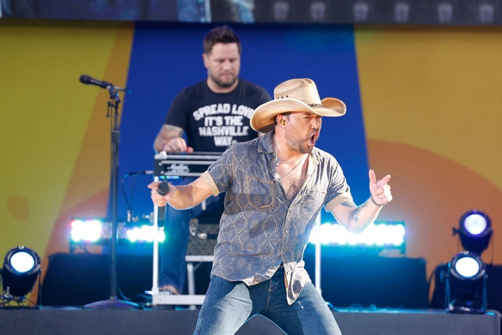 Jason Aldean richest country stars