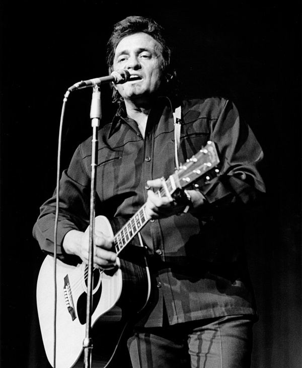 Johnny Cash richest country stars