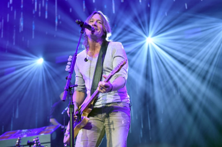 Keith Urban, richest country stars