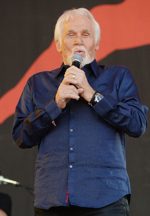 Kenny Rodgers richest country stars