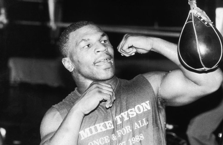 Mike Tyson, best boxers