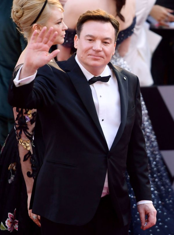 mike myers favorite hollywood stars