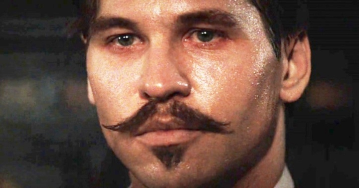 Tombstone movie val kilmer