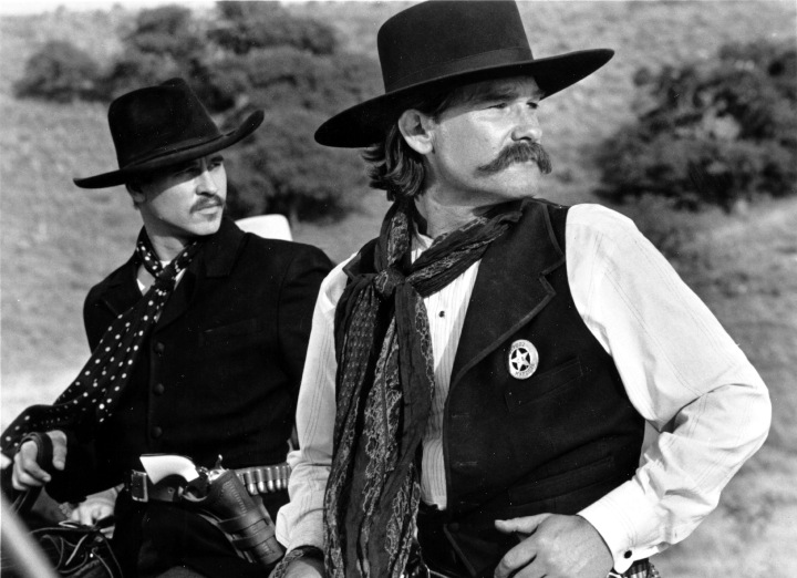 Tombstone movie val kilmer kurt russell