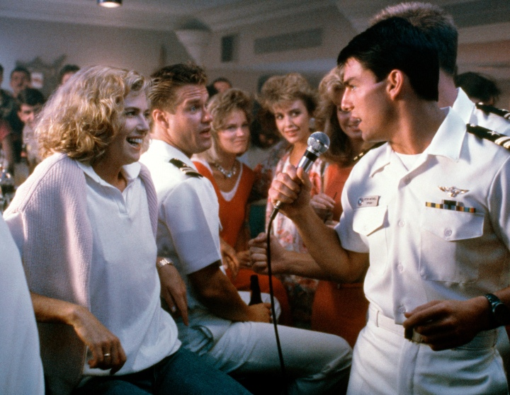 top gun oscar winners
