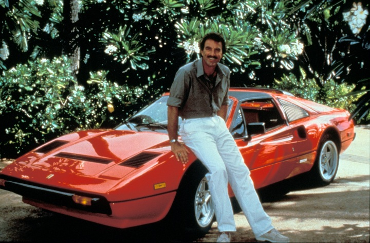 tom selleck expensive cars