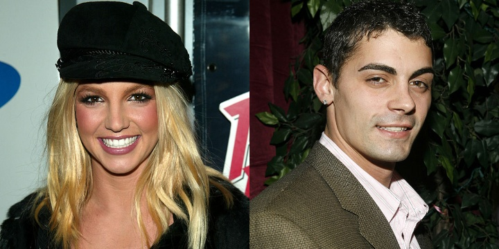 Britney Spears, Jason Allen Alexander, celebrity marriages