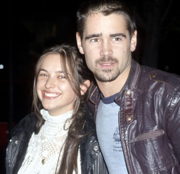 Colin Farrell, Amelia Warner, celebrity marriages