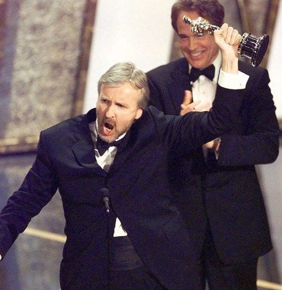 James Cameron, The Oscars