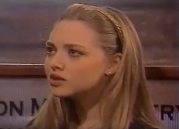 Amanda Seyfried soap operas