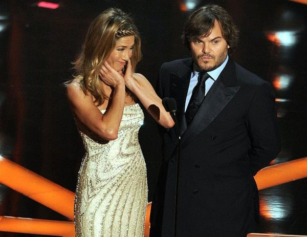 Jennifer Aniston, Jack Black