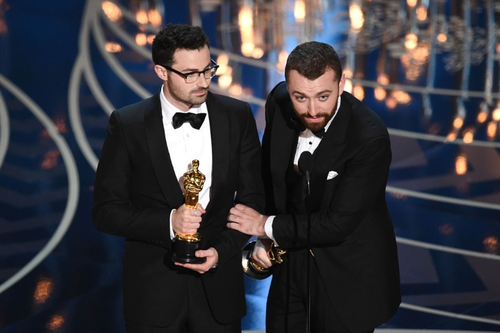 Sam Smith, The Oscars