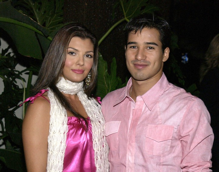 Ali Landry, Mario Lopez, celebrity marriages