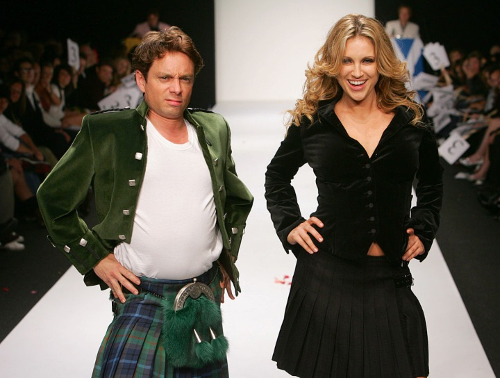 Chris Kattan, Sunshine Tutt, celebrity marriages