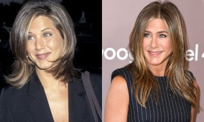 Jennifer Aniston, ageless