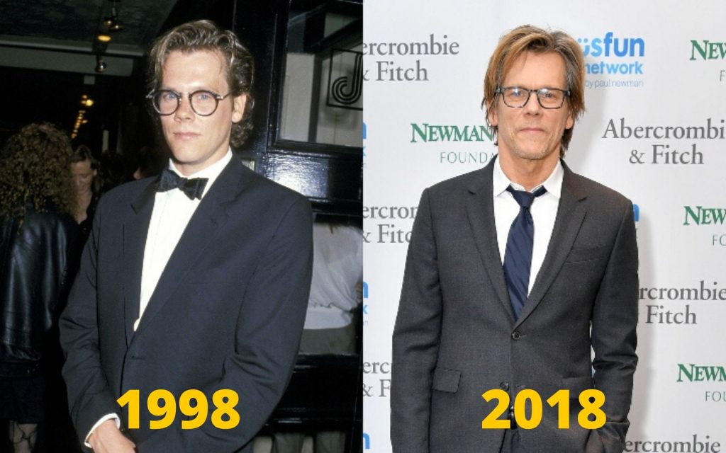 Kevin Bacon ageless