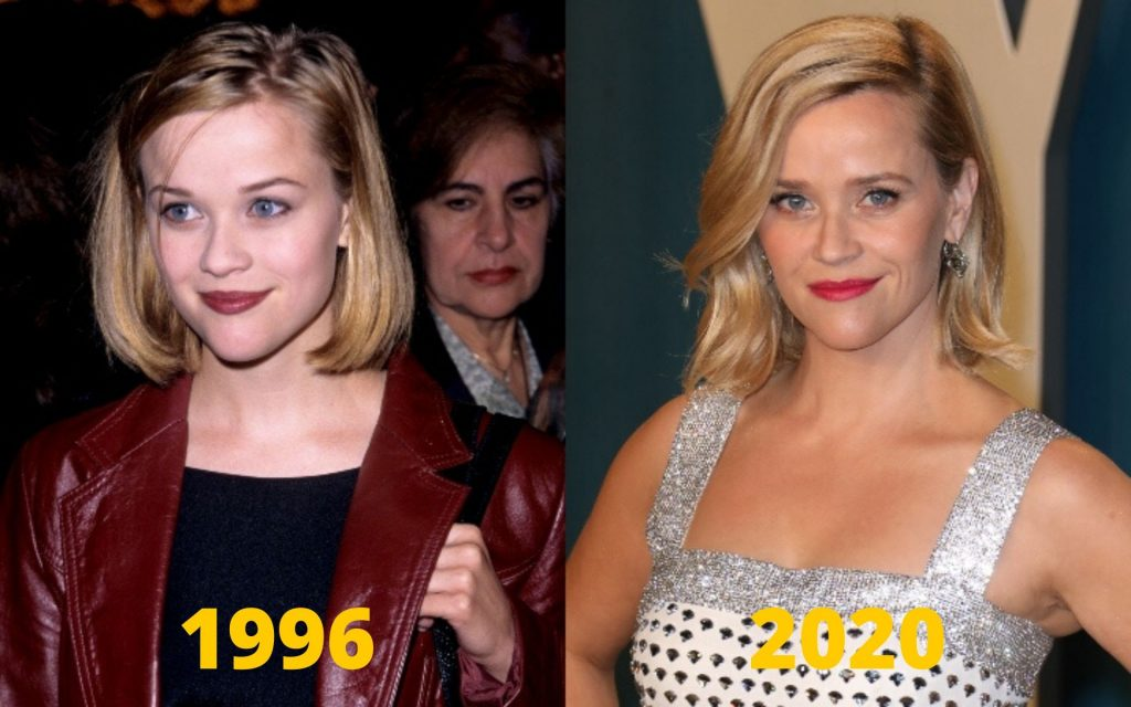 Reese Witherspoon ageless