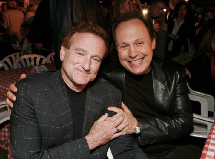 billy crystal, robin williams