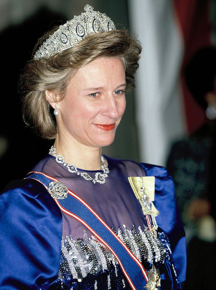 Duchess of Gloucester, Cartier Indian Tiara