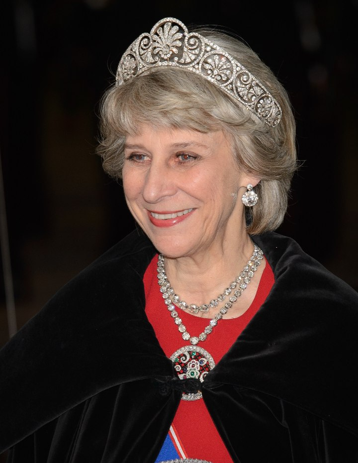 Duchess of Gloucester, Gloucester Honeysuckle Tiara