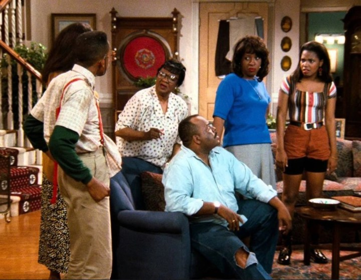 Family Matters, childhood show