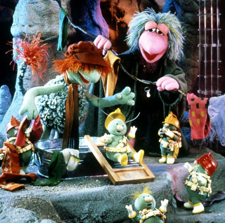 Fraggle Rock, childhood shows