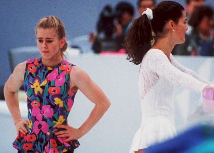 tonya harding cheating athlete