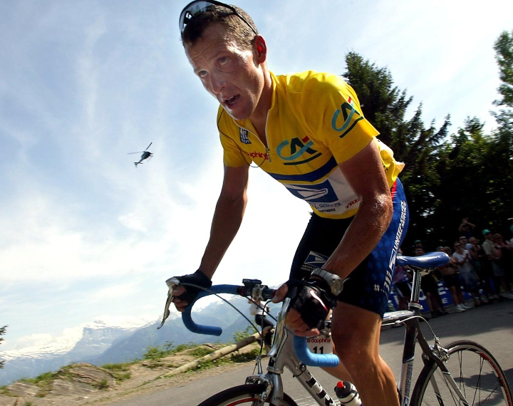 lance armstrong cheating athlete