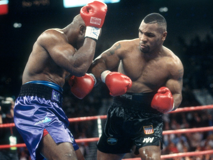 mike tyson cheating athlete