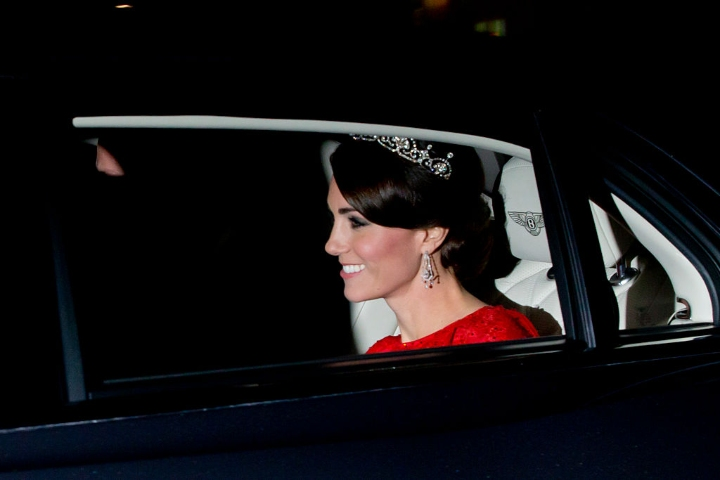 Kate Middleton, Lotus Flower Tiara