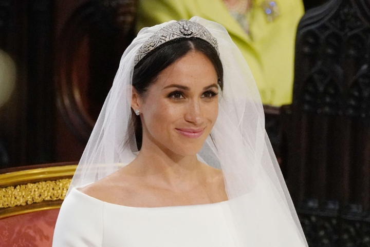 Meghan Markle, Queen Mary Bandeau Tiara