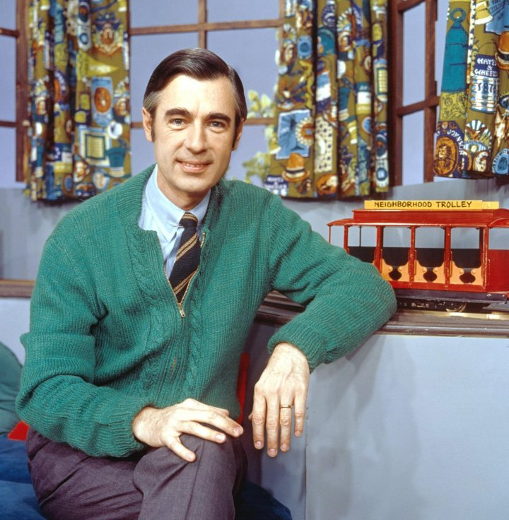 Mister Rogers' Neighborhood, childhood shows