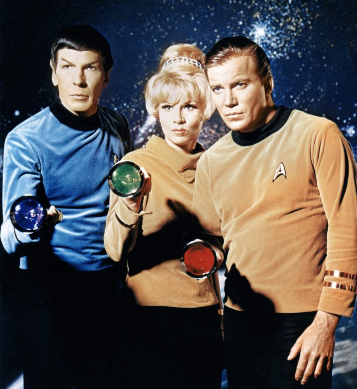 Star Trek, childhood shows