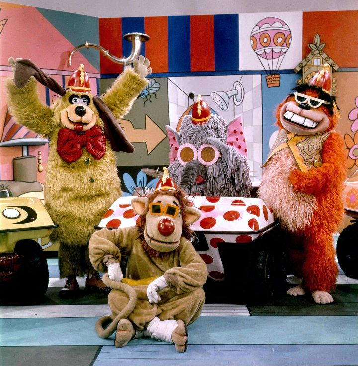 The Banana Split Adventure Hour, childhood show