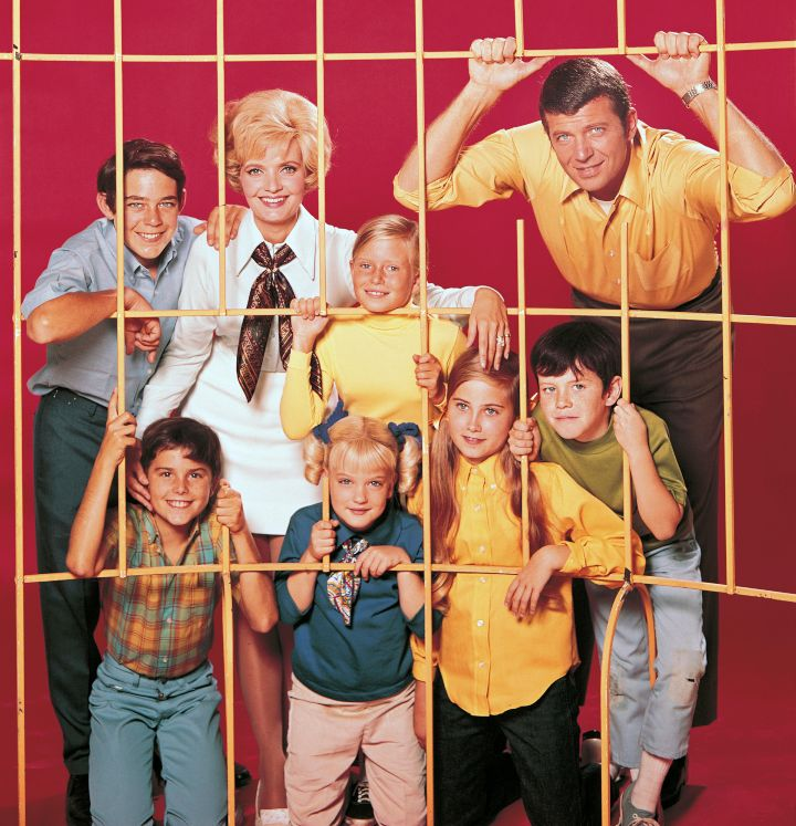 The Brady Bunch, childhood show