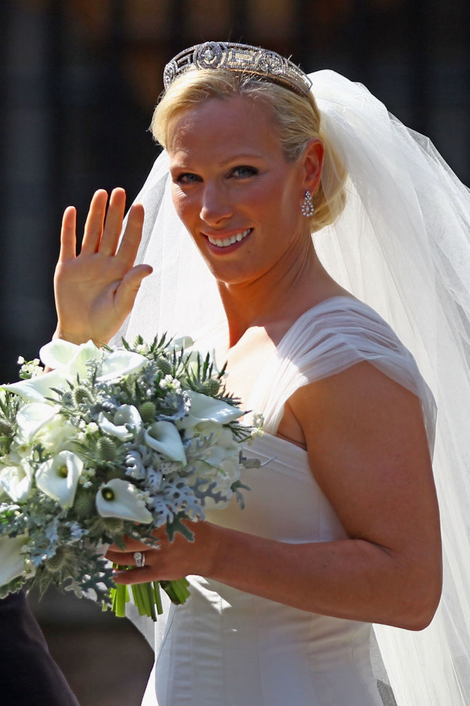 Zara Phillips, The Meader Tiara