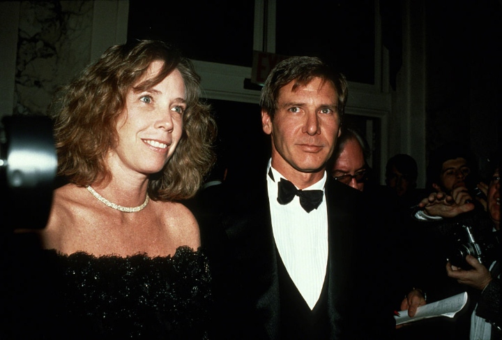 Harrison Ford, Melissa Mathison
