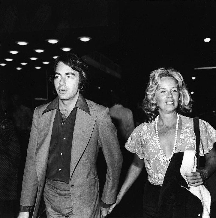Neil Diamond, Marcia Murphey
