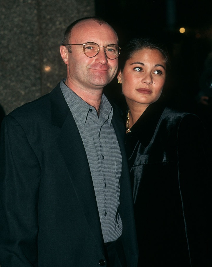 Phil Collins, Orianne Cevey