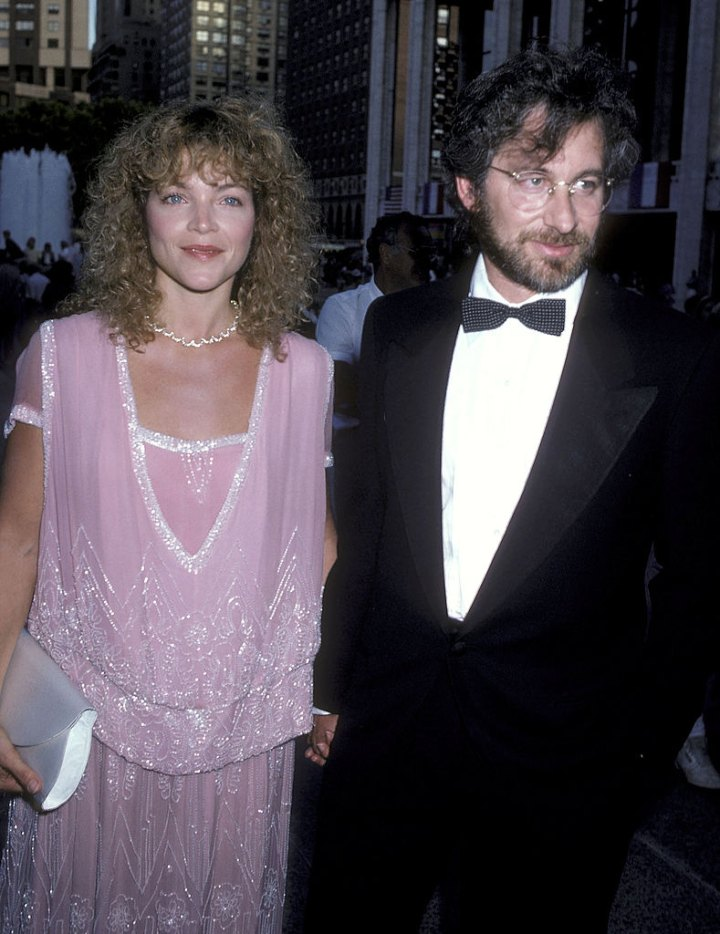 Steven Spielberg, Amy Irving