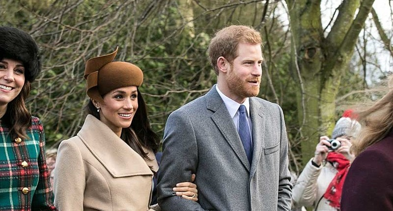 baby archie prince harry and meghan markle