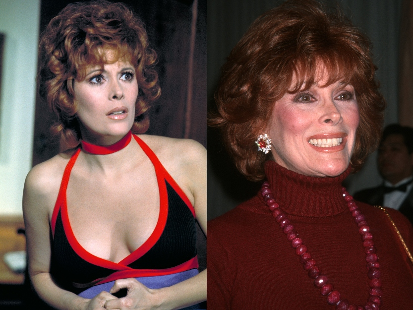 bond girls jill st john