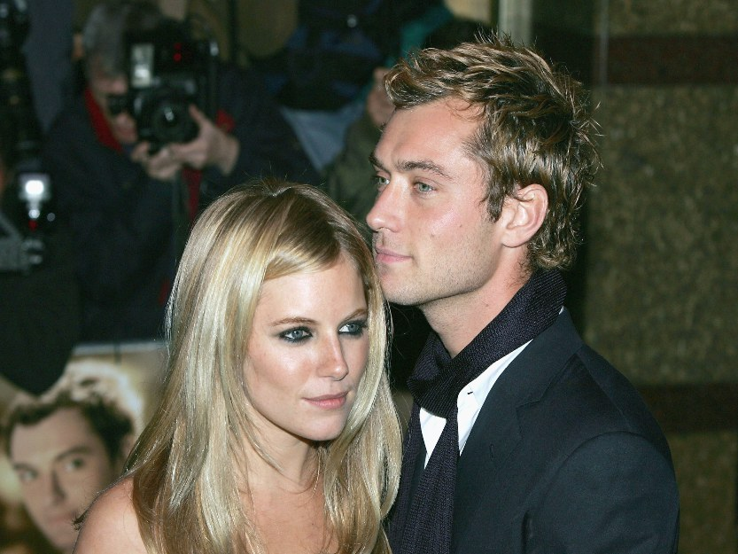 Jude Law, Sienna Miller cheating scandal