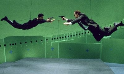 stuntman the matrix